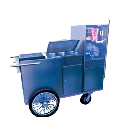 Picture of HOT DOG PUSHCART – 101