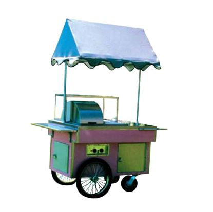 Picture of ELECTRIC HOT FOOD CART – 610