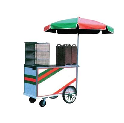 Picture of COFFEE CART FOR HOSPITAL & OFFICE BUILDINGS – 625