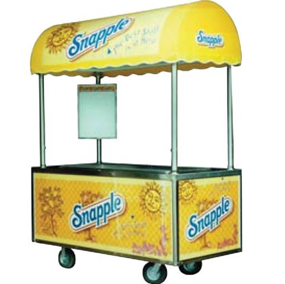 Picture of DISPLAY BEVERAGE CART – 622