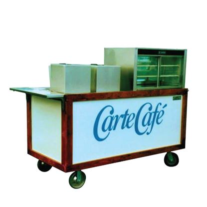 Picture of FOOD CART FOR HOSPITALS & OFFICE BUILDINGS – 620