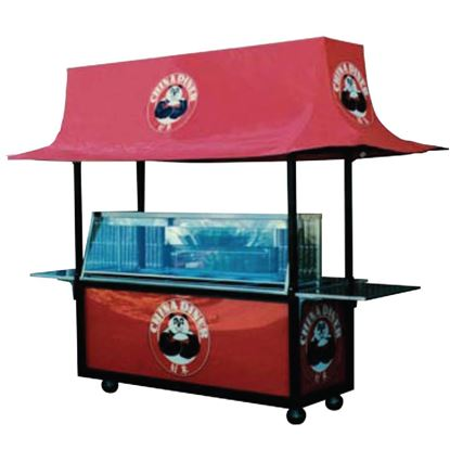 Picture of CHINESE FOOD CART – 605