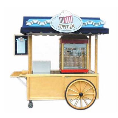 Picture of POPCORN CART