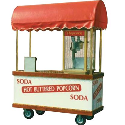 Picture of POPCORN & SODA CART – 540