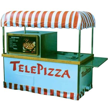 Picture of PIZZA TRAILER/PUSHCART – 568