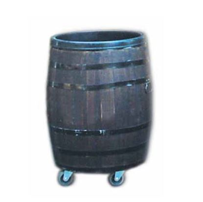 Picture of INSULATED SODA BARRELS W/ CASTERS