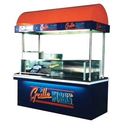 Picture of GRIDDLE CART