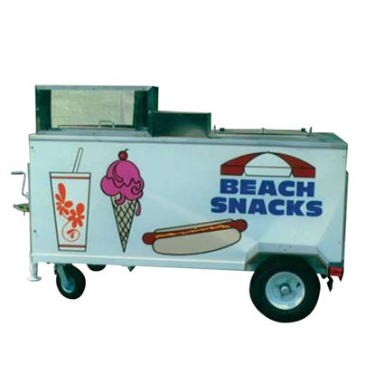 Picture of BEACH SNACK TRAILER – 120 TPC