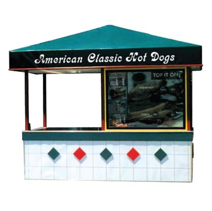 Picture of HOT DOG FOOD CART – 569