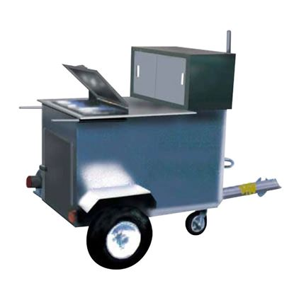Picture of HOT DOG TRAILER – HT100