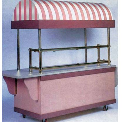 Picture of DELUXE ESPRESSO CART – 6718D