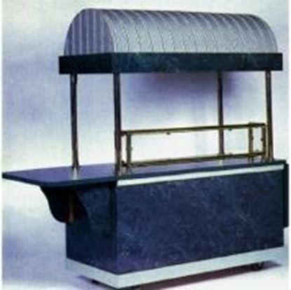 Picture of DELUXE ESPRESSO CART – 6624D