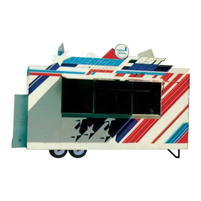 Picture of FAST FOOD CONCESSION TRAILER – 524T