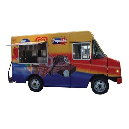 Picture of ICE CREAM NOVELTY TRUCK – 305
