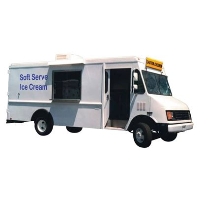 Picture of SOFT ICE CREAM TRUCK – 306