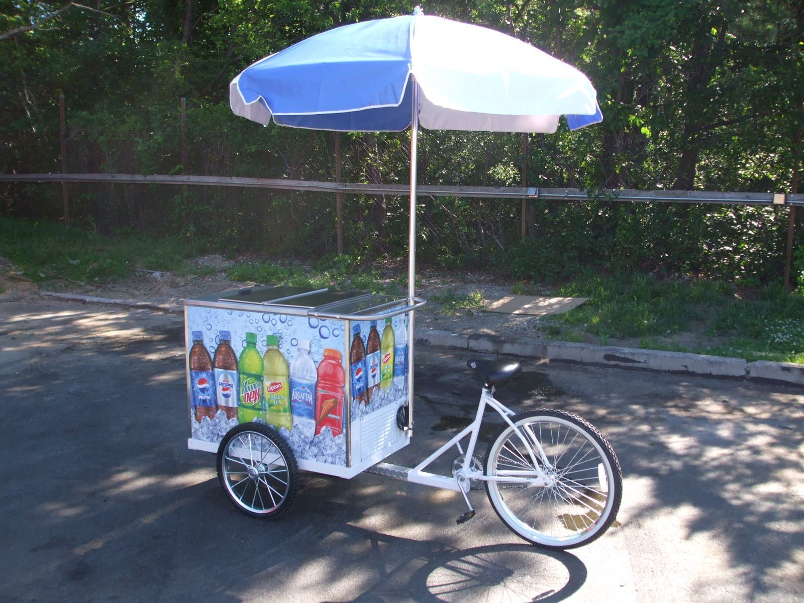 Picture of Tricycle Ice Cream Vendor – 510